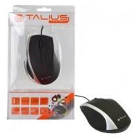 Talius raton 491-S optico USB black (Espera 3 dias)