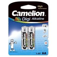 Digi Alcalina AA 1.5V (2 pcs) Camelion