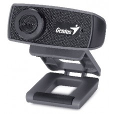 Genius FaceCam 1000X 1MP 1280 x 720Pixeles USB 2.0 Negro cámara web