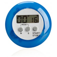Cronómetro Digital de Cocina Kit Azul
