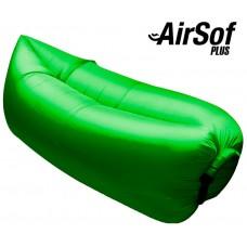 Sofá Hinchable AirSof Plus Verde