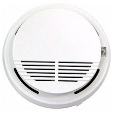 Detector Humo Inalámbrico Alarma Blanco