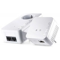 DEVOLO DLAN 550 WIFI STARTER KIT PLC