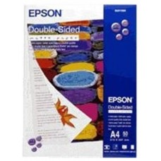 EPSON PAPEL INKJET DOBLE CARA MATT A4 178GR 50 HOJAS (Espera 3 dias)