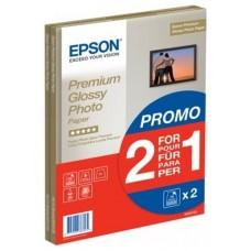 EPSON PAPEL INKJET 2X1 FOTOGRAFICO GLOSSY PREMIUM A4 (Espera 3 dias)