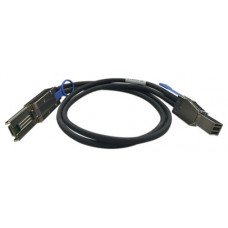 QNAP CAB-SAS30M-8644-8088 1m Negro cable Serial Attached SCSI (SAS)