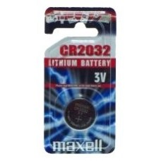 PILA BOTON LITIO MAXELL BL.1 CR2032