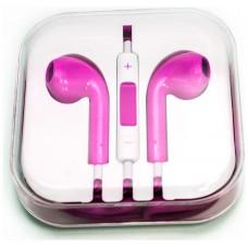 Auriculares Multifuncion iPhone Rosa