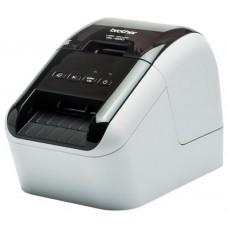Brother QL-800 Impresora Etiquetas negro-rojo