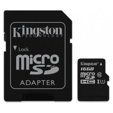 MEMORIA KINGSTONICROSD 16GB SDCS/16GB