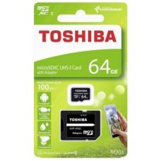 TOSHIBA-MICROSD 64 THN-M203K0640