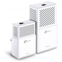 TP-LINK AV1000 Powerline Wi-Fi Kit 1000Mbit/s Ethernet Wifi Blanco 2pieza(s)